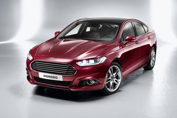 Der Ford Mondeo erhält einen neuen Top-Diesel