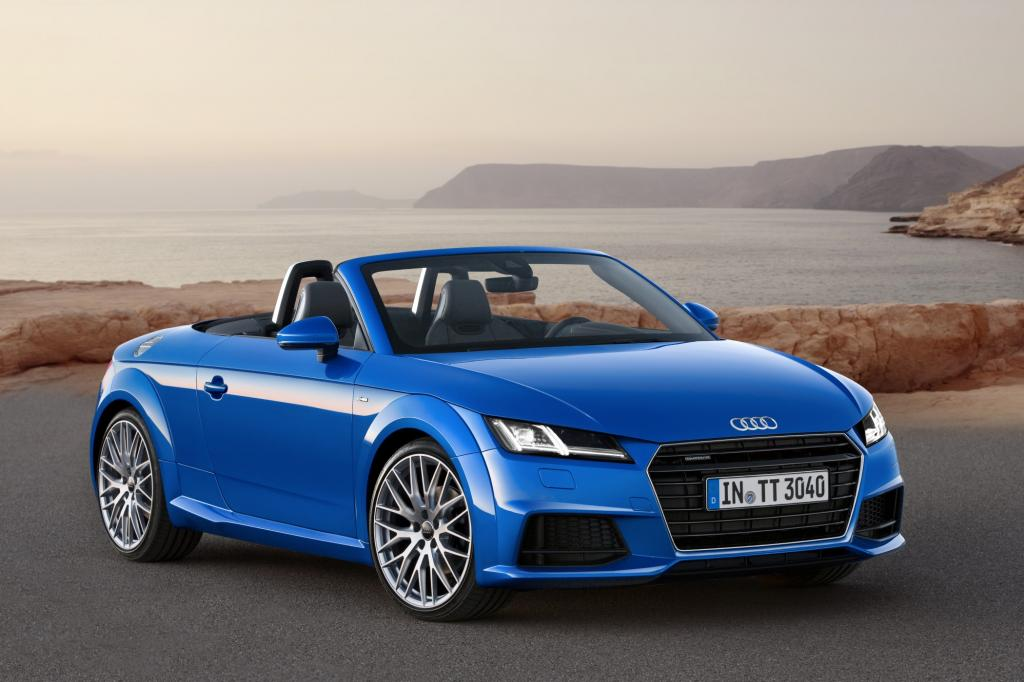 Der Grundpreis für die offene Stilikone mit dem 169 kW/230 PS starken Zweiliter-Benziner beträgt 37.900 Euro