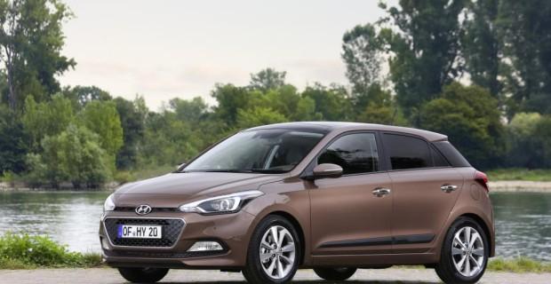 Der Hyundai i20 tritt gegen den VW Polo an