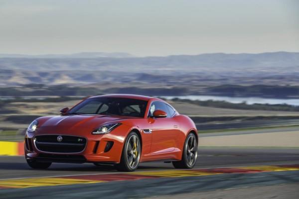 Der Jaguar F-Type ist schnell, aber kein Typ für die Rennstrecke