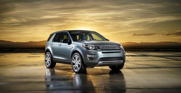 Der Land Rover Discovery Sport wird Städter