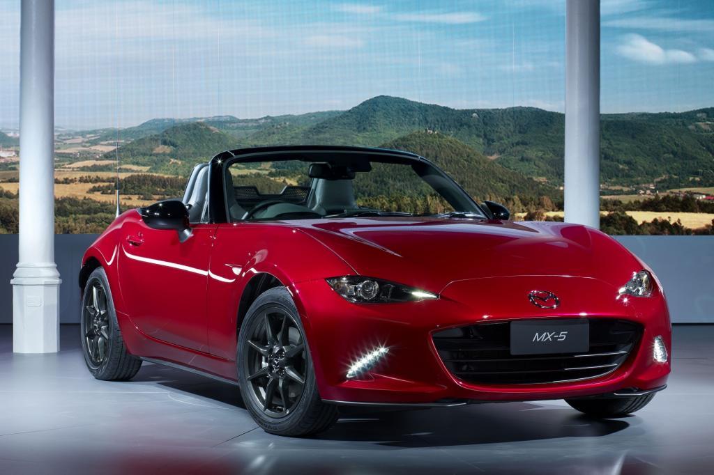 Der Mazda MX-5 zehrt von seiner Legende