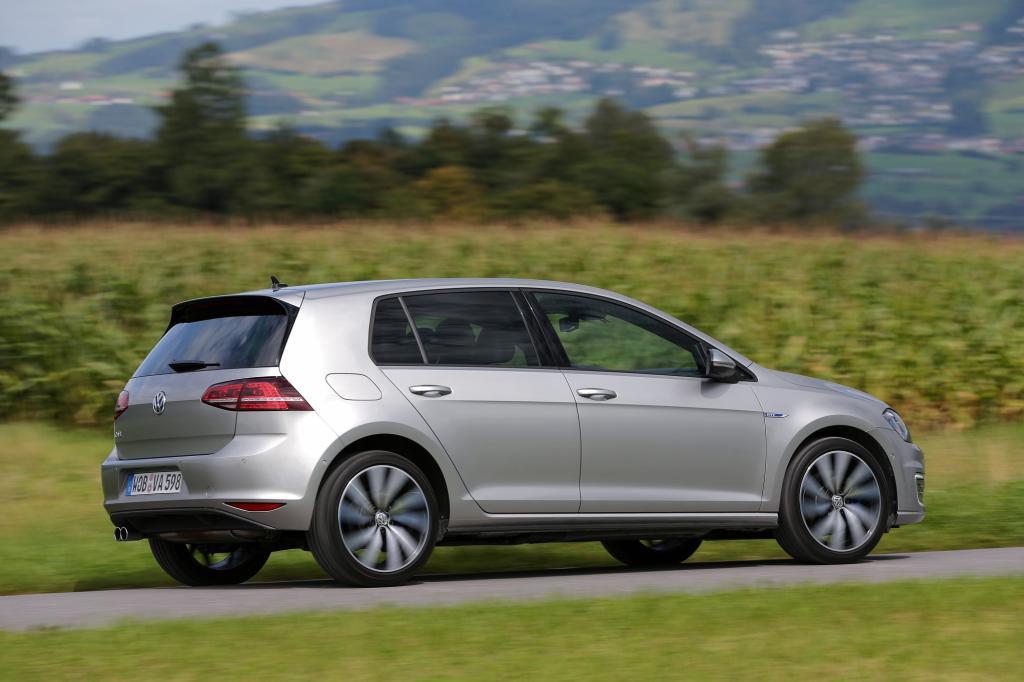 Fahrbericht: VW Golf GTE - Drei Welten in einem Golf