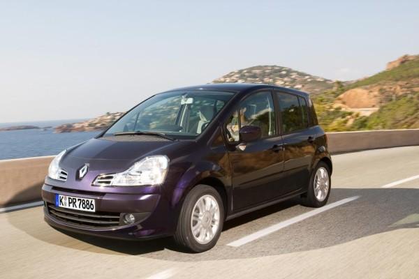 Der Renault Modus ist günstig, hat aber Qualitätsschwächen