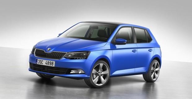 Der neue Fabia darf sogar früher als seine Modellbrüder VW Polo und Seat Ibiza die neue Baukasten-Architektur des VW-Konzerns nutzen, was sich nicht zuletzt im Platzangebot für Insassen und Gepäck niederschlagen soll
