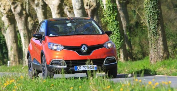 Test: Renault Captur - Die Gitarre des Grauens