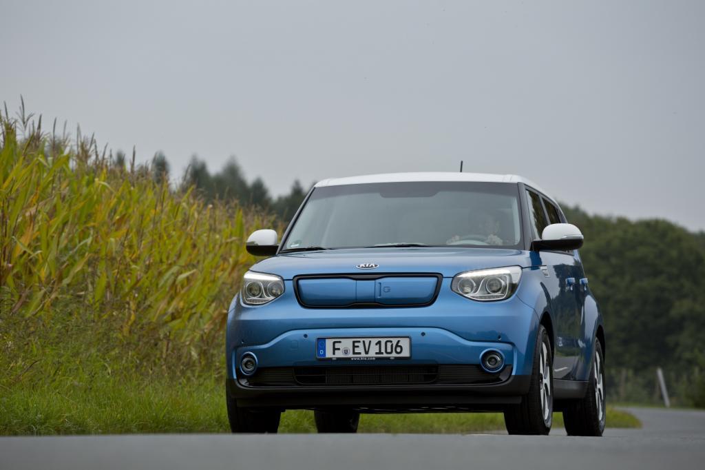 Die elektrische Variante des Kia Soul kommt im November zum Preis von mindestens 30.790 Euro auf den Markt