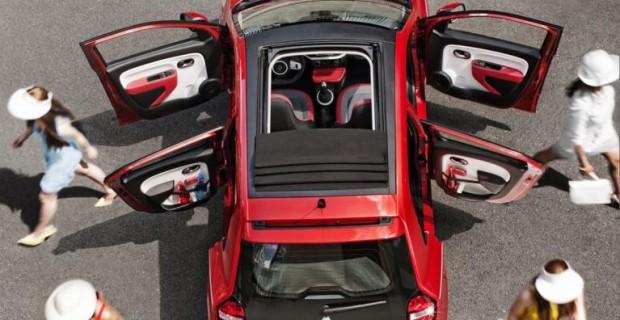 Die neue Lust auf Heckmotor: Renault Twingo III