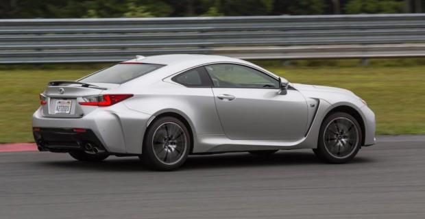 Fahrbericht: Lexus RC-F - Zur Hölle mit dem Hybrid