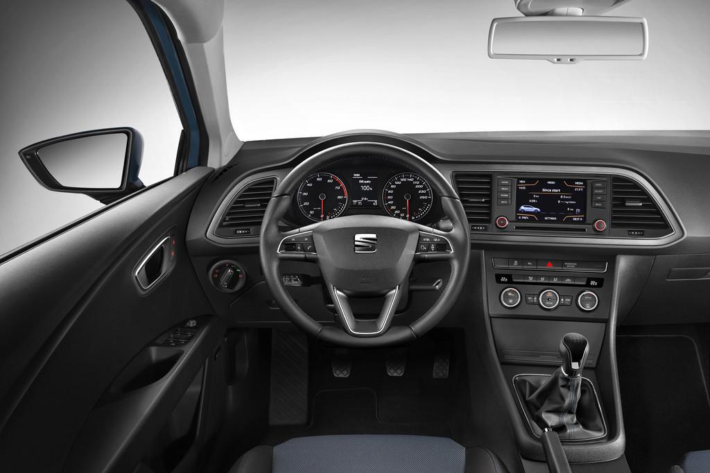 Erdgasantrieb für Seat Leon ST