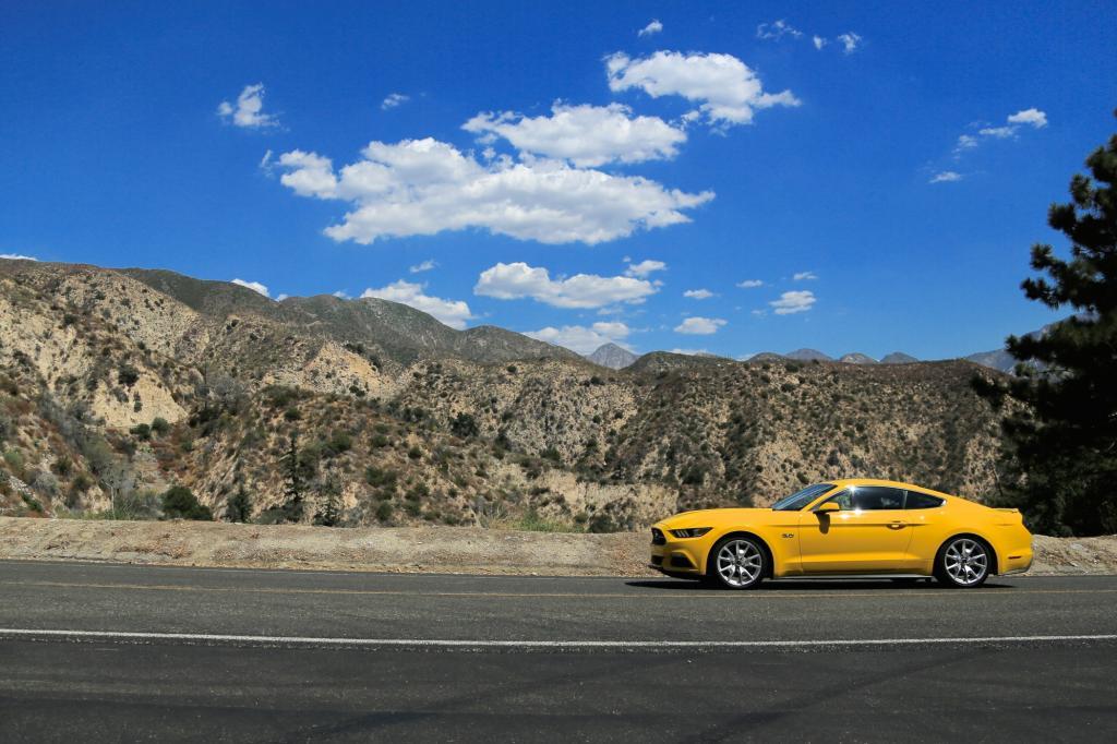 Für knapp 39.000 Euro wird man sich den Mustang in den heimischen Stall stellen und überall berichten können, dass da ein Sportwagen mit acht Zylindern und über 400 PS parkt