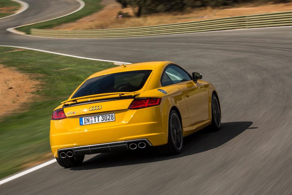 Fahrbericht Audi TTS 2.0 TFSI Quattro: Eine Ikone wird schneller