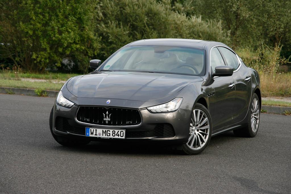 Fahrbericht Maserati Ghibli Diesel: Edel-Italiener greift deutsche Platzhirsche an