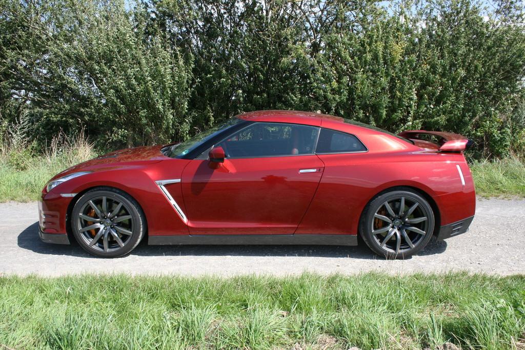 Fahrbericht Nissan GT-R: Mit freundlichen Grüßen von Herrn Shioya