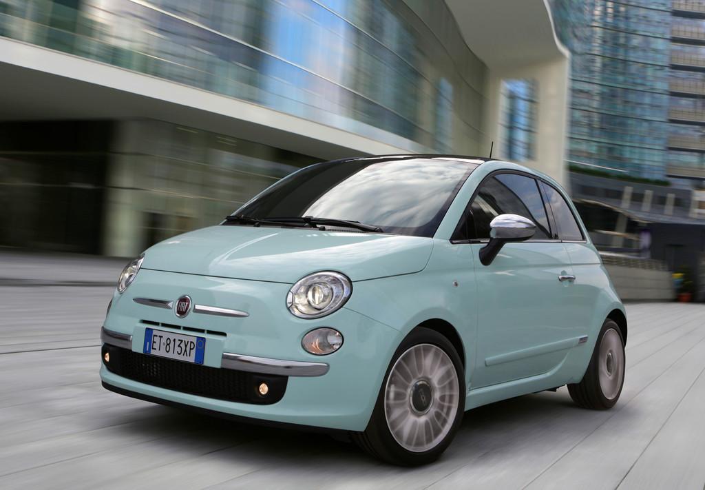 Fiat bietet Eintauschprämie für umweltfreundliche Modelle