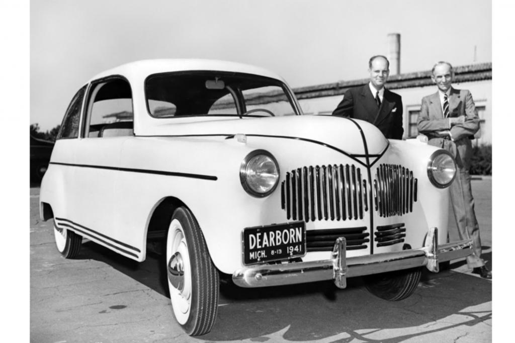 Ford Soybean Car 1941