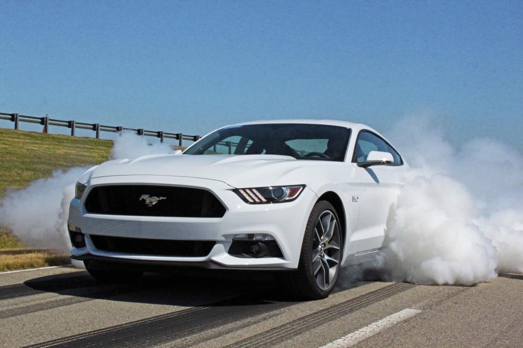 Ford bringt den Mustang nach Europa