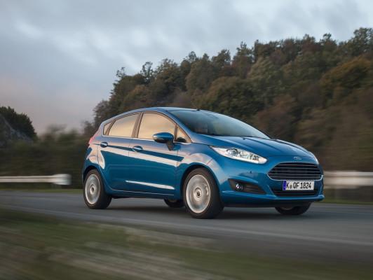 Ford wertet Fiesta