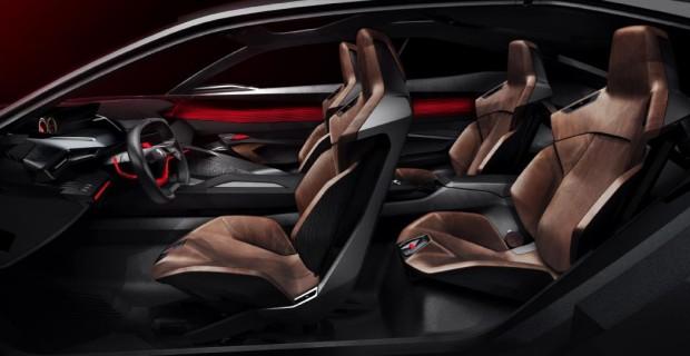 Futuristische SUV-Studie von Peugeot