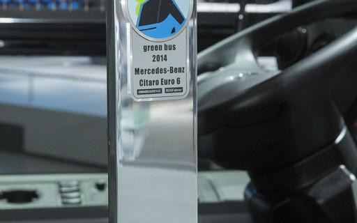 Grüne Auszeichnung für den Mercedes-Benz Citaro