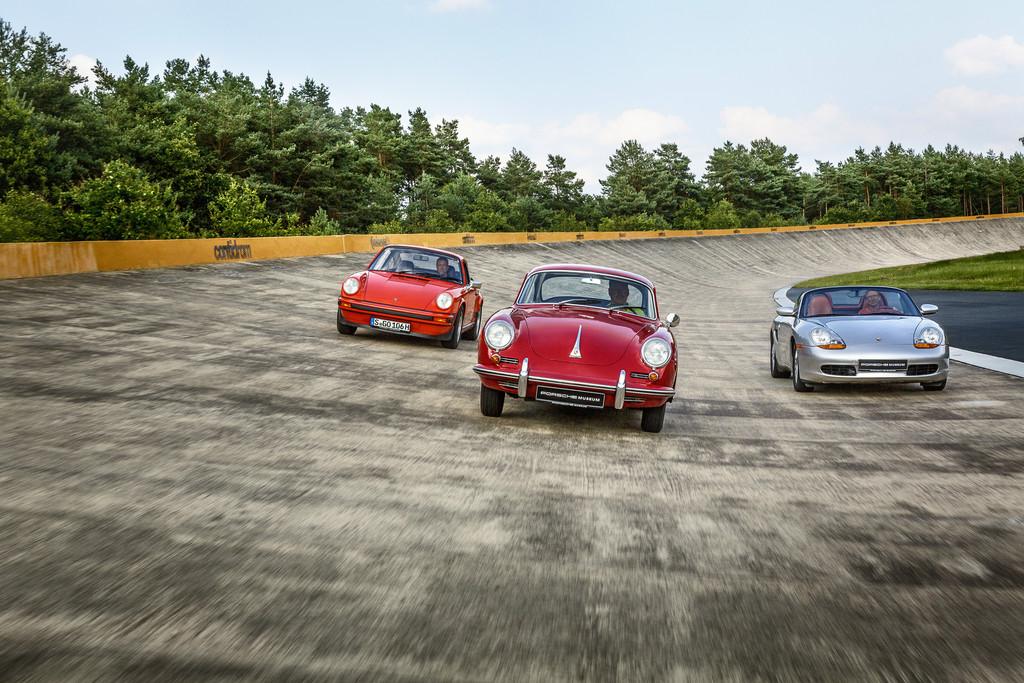 Hart geprüft: Neue Reifen für alte Porsche