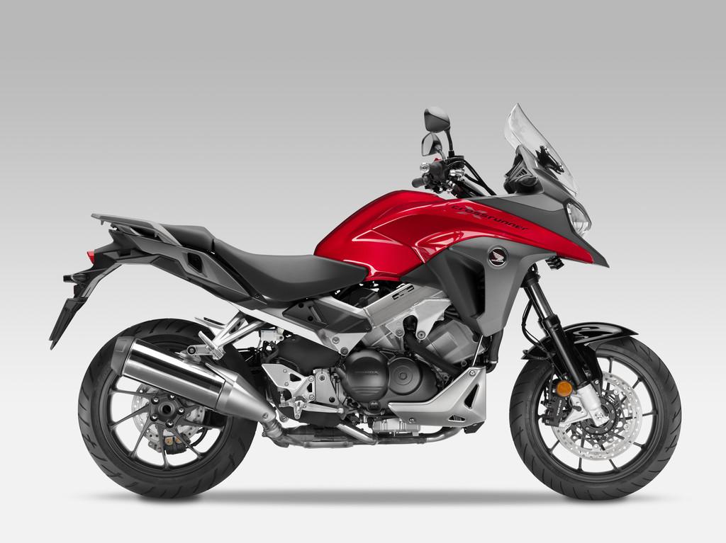 Honda stellt Crossrunner für das Modelljahr 2015 vor