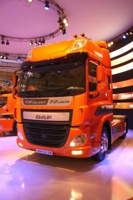 IAA 2014: DAF CF wird per Knopfdruck zum Leisetreter