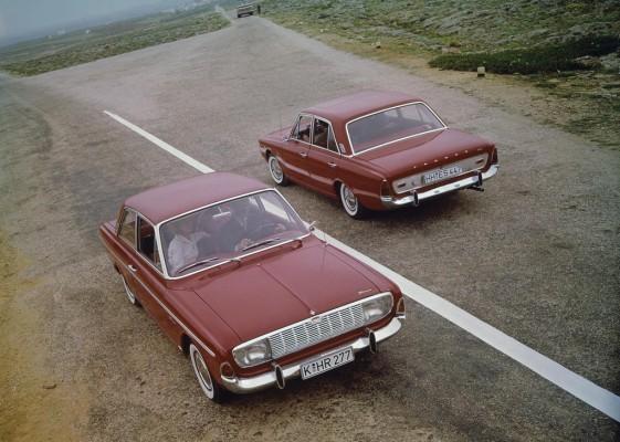 Im Rückspiegel: Vor 75 Jahren erschien der erste Ford Taunus (2)