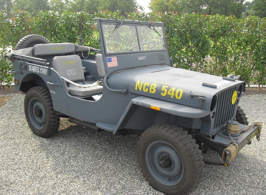 Jeep Renegade: Der Willys-Militär-Jeep ist der Ahn der neuen Baureihe.