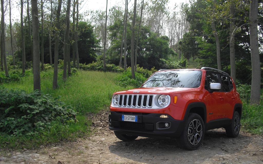 Jeep Renegade: Front- oder Allradantrieb sind möglich.