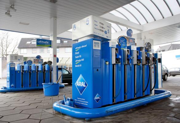 Kraftstoffe fit für den Winter