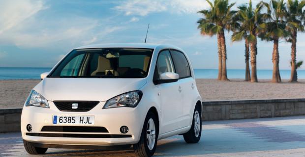 Kurztest Seat Mii CNG und Leon CNG: Gas geben mit Seat