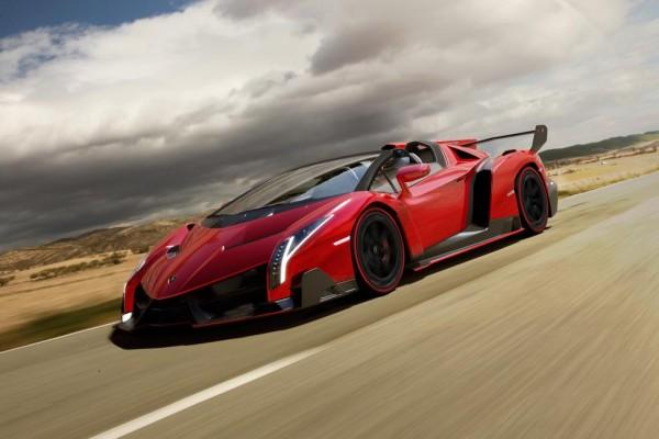 Lamborghini Veneno Roadster: Tiefflieger für 5,7 Millionen Euro