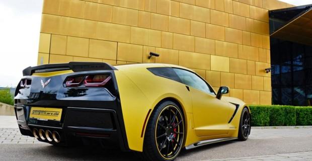 Chevrolet Corvette - Vette plus