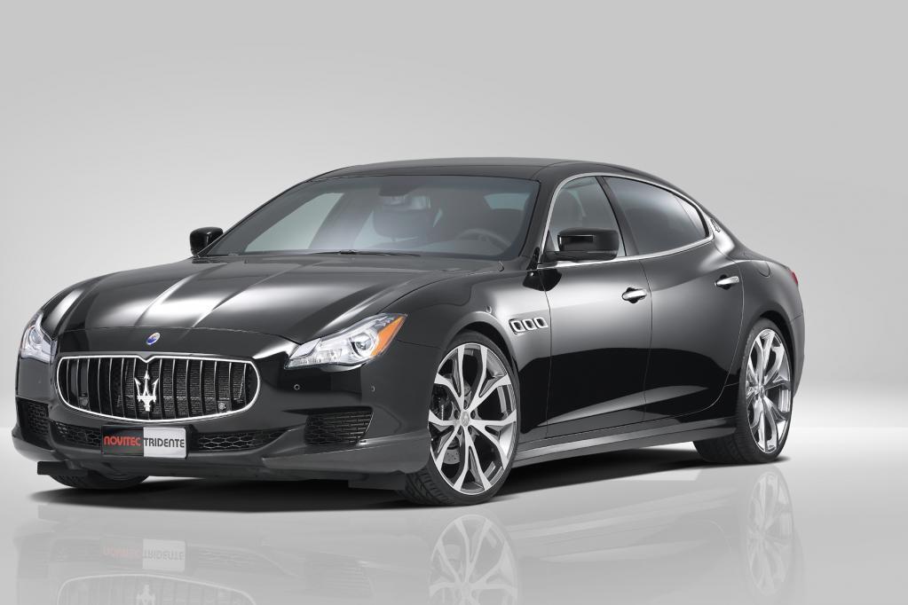 Maserati Quattroporte mit 605 PS