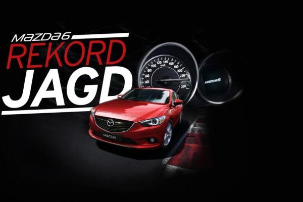 Mazda will den Weltrekord
