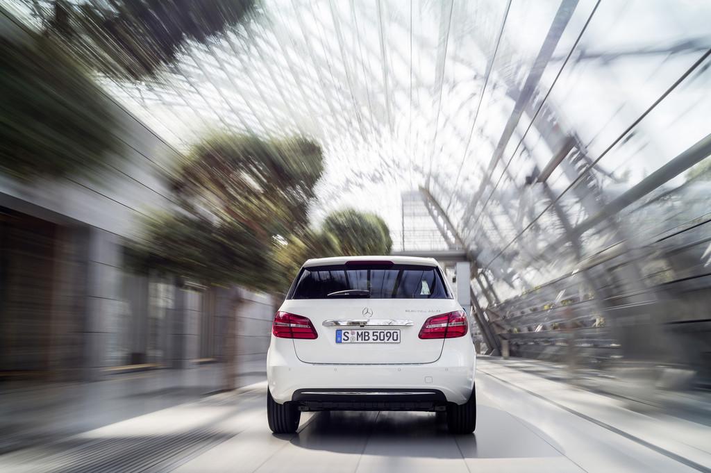 Mercedes-Benz B-Klasse: Start frei für die zweite Runde