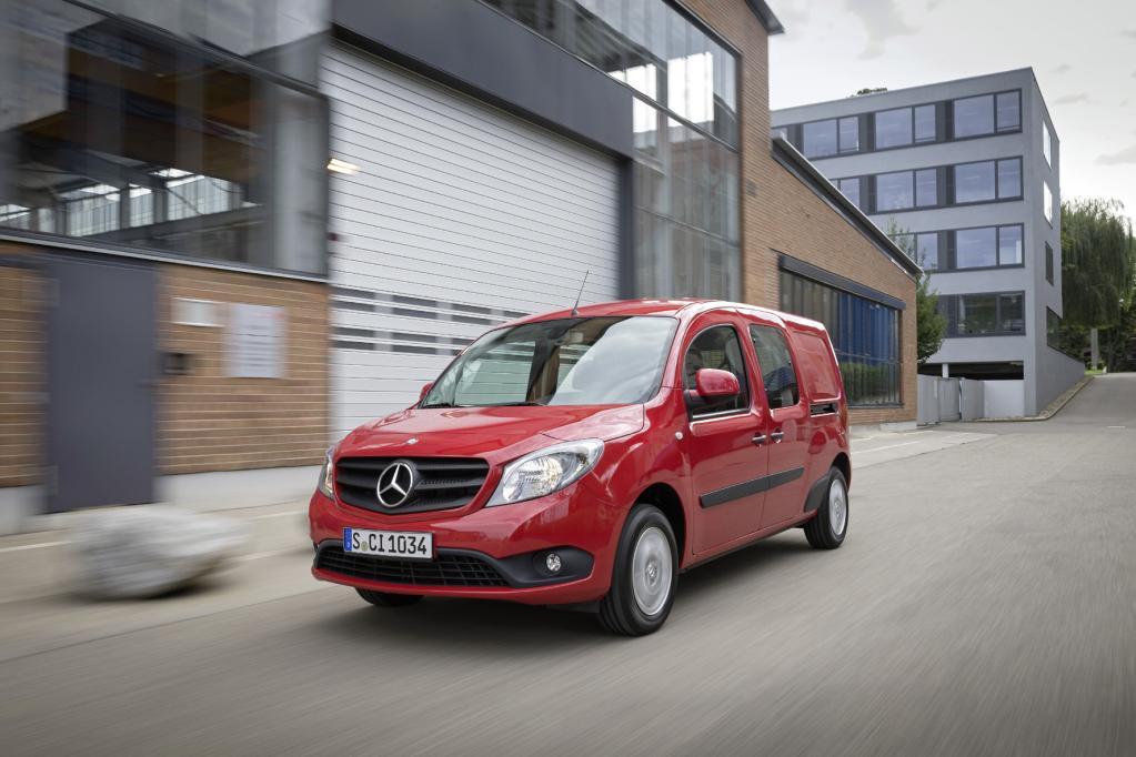 Mercedes: Wieder Probleme mit dem Citan