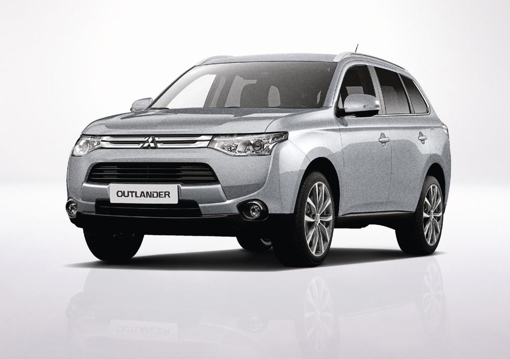Mitsubishi bietet Navigation für alle