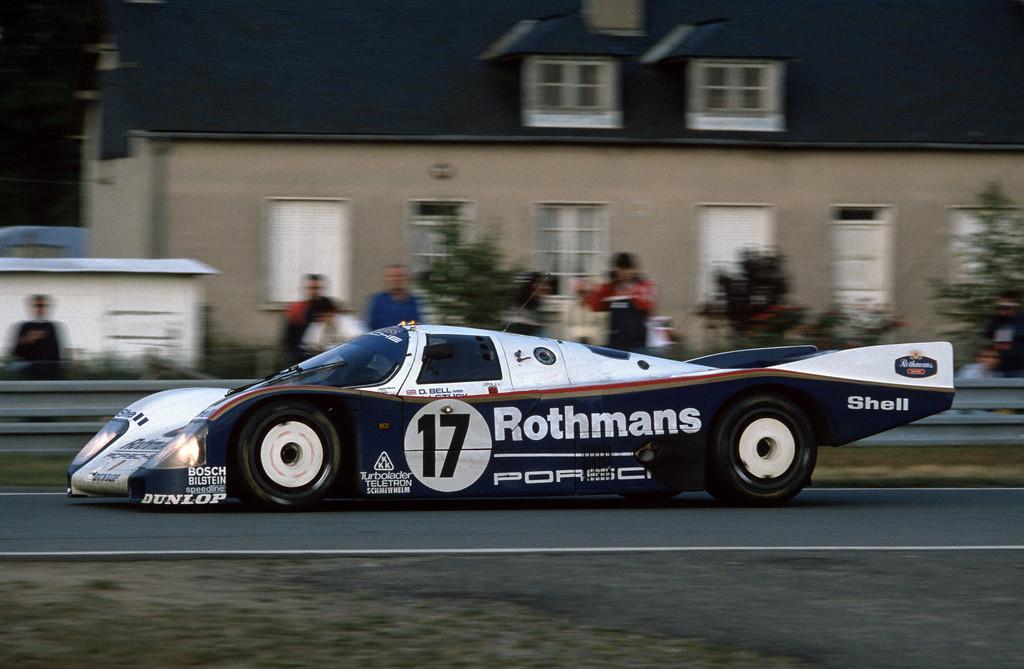 Motorensound im Porsche-Museum