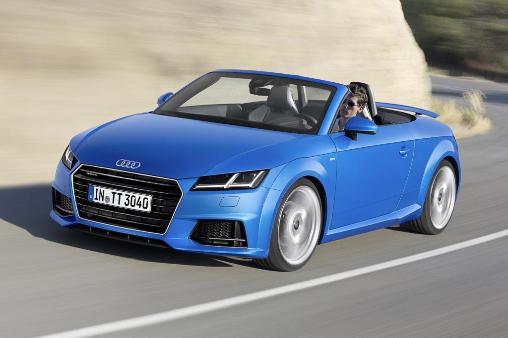 Nach dem TT Coupé bringt Audi nun auch das Cabrio in der dritten Auflage auf den Markt: Mit der Präsentation des TT Roadsters auf dem Pariser Autosalon (4. bis 19. Oktober) beginnt der Verkauf