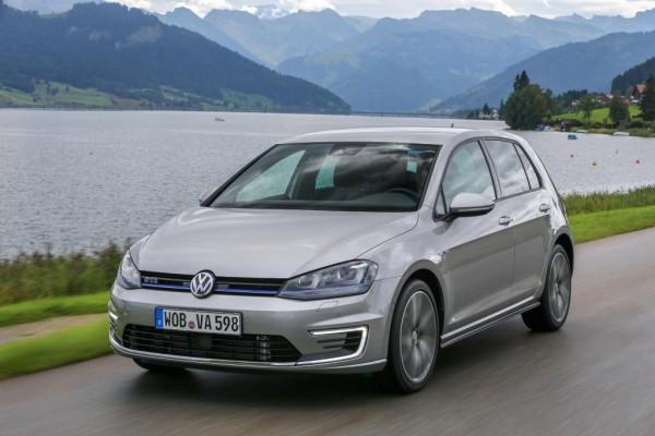 Nach den Elektromobilen E-Up und E-Golf bringt Volkwagen den Golf GTE an den Start, das erste VW-Modell mit an der Steckdose aufladbarem Hybridantrieb.