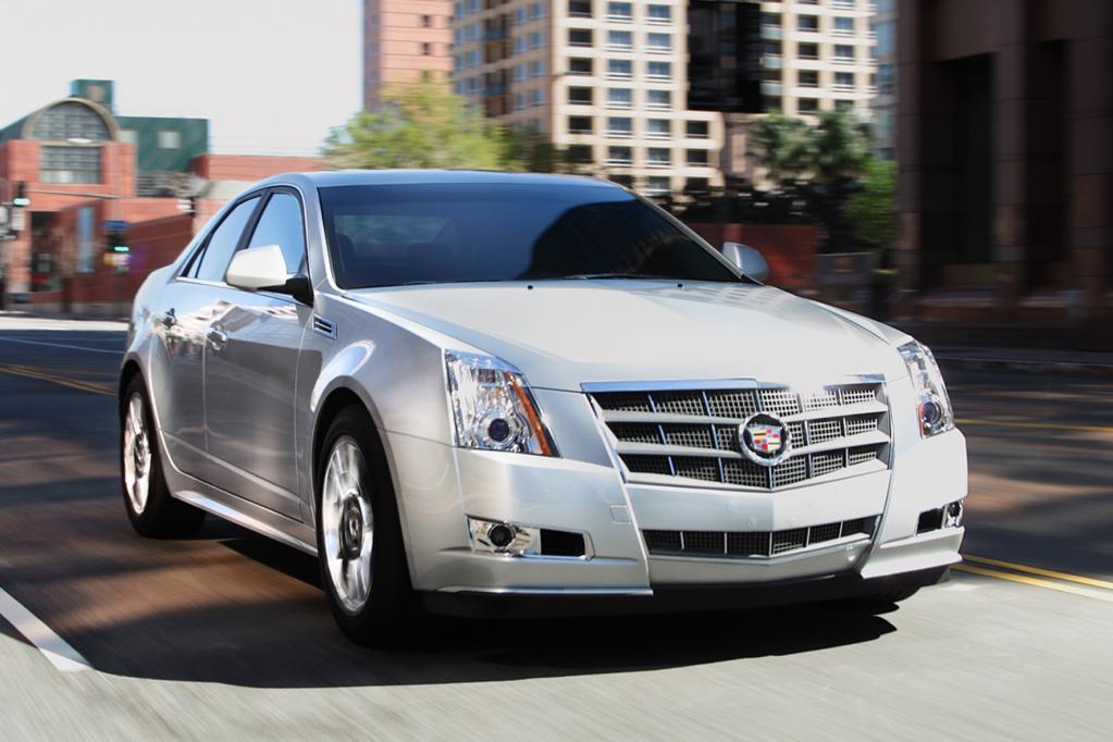 Neuer Cadillac CTS fährt vernetzt ab 2017