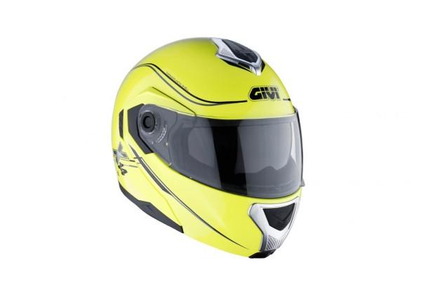 Neuer modularer Helm von Givi