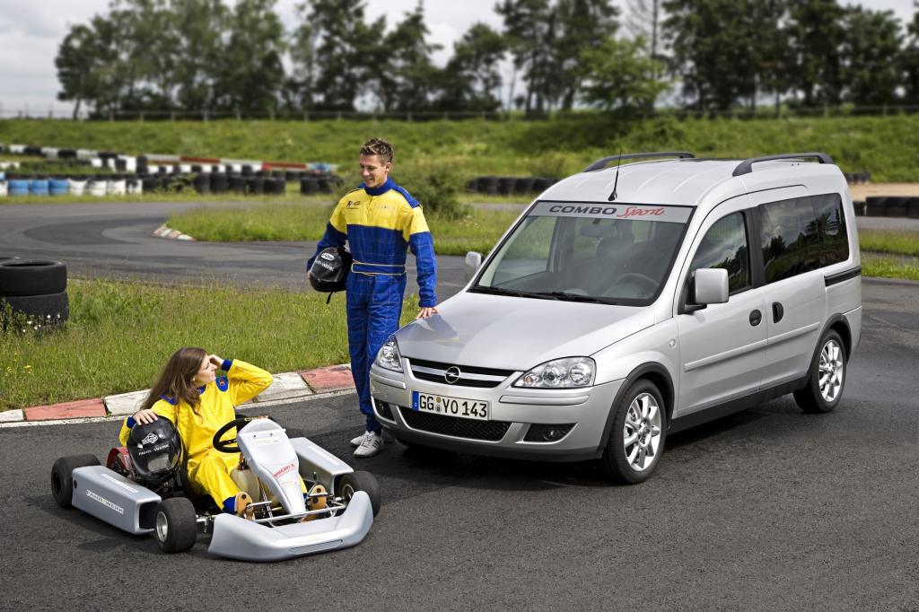 Opel Combo 2009