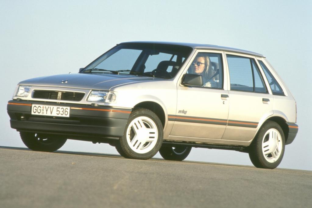 Opel Corsa A 1991