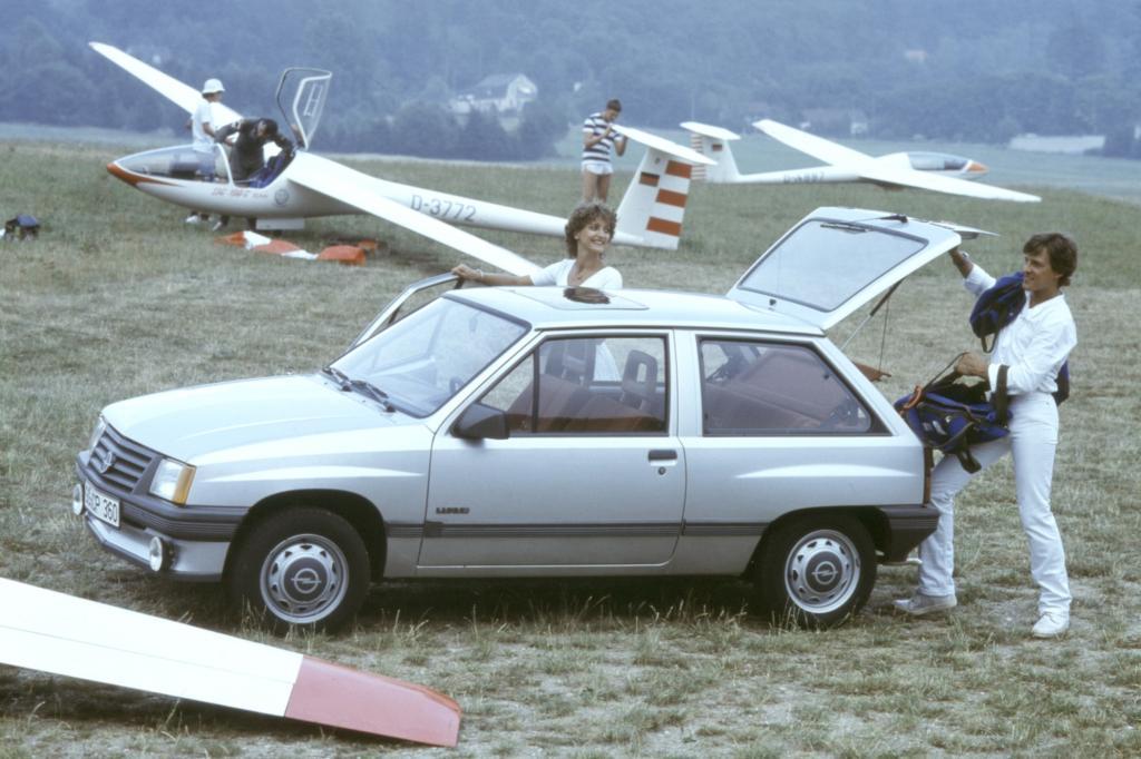 Opel Corsa A ab 1982