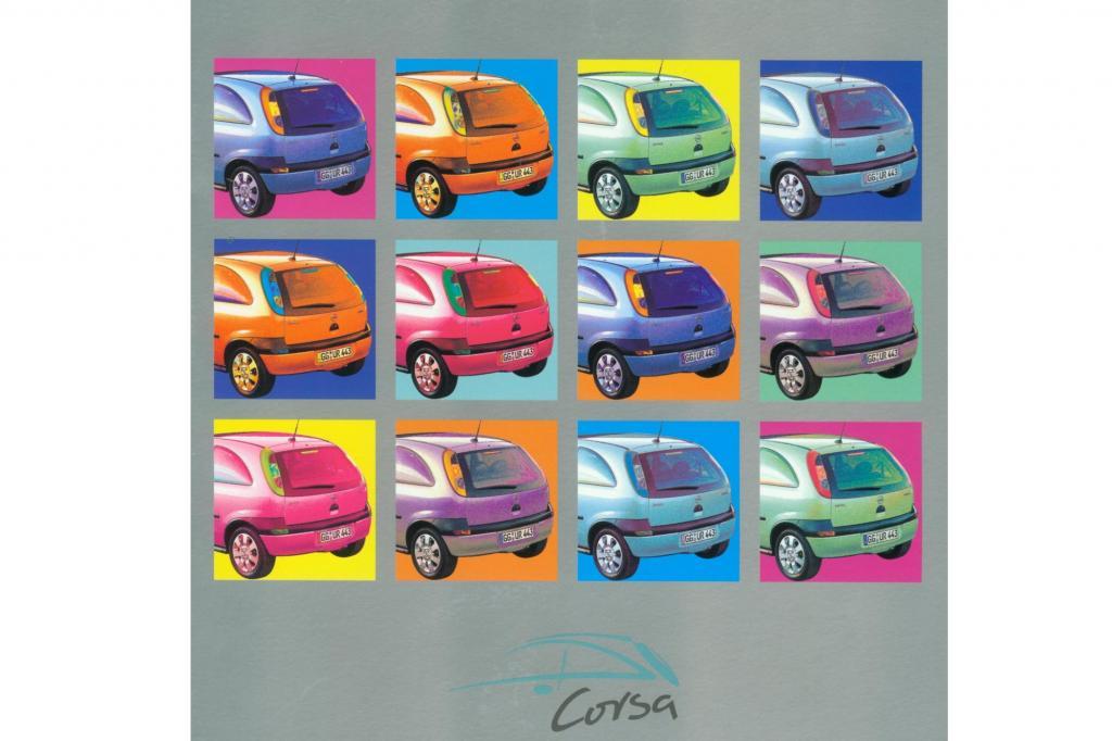 Opel Corsa C PRemiere 2000