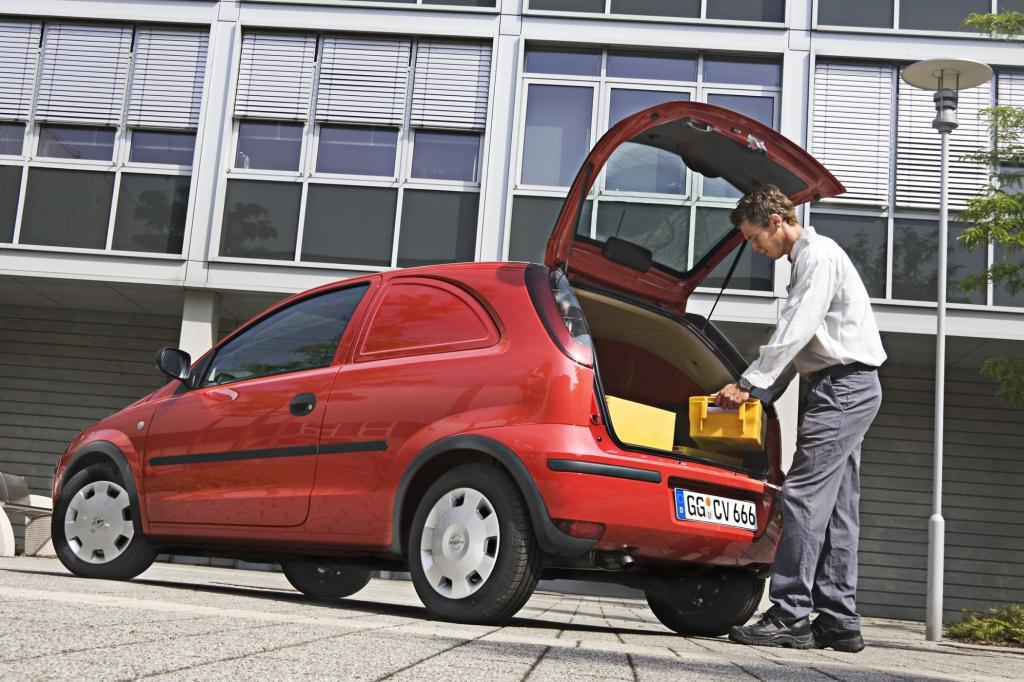 Opel Corsa Van ab 2005