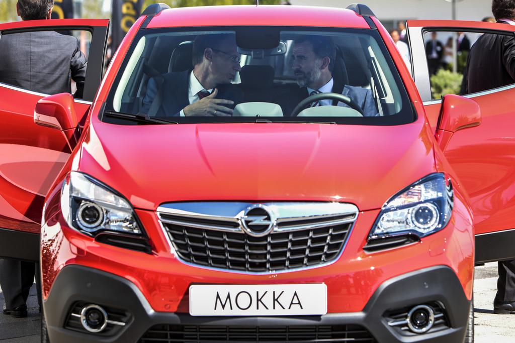 Opel Mokka jetzt auch aus Saragossa